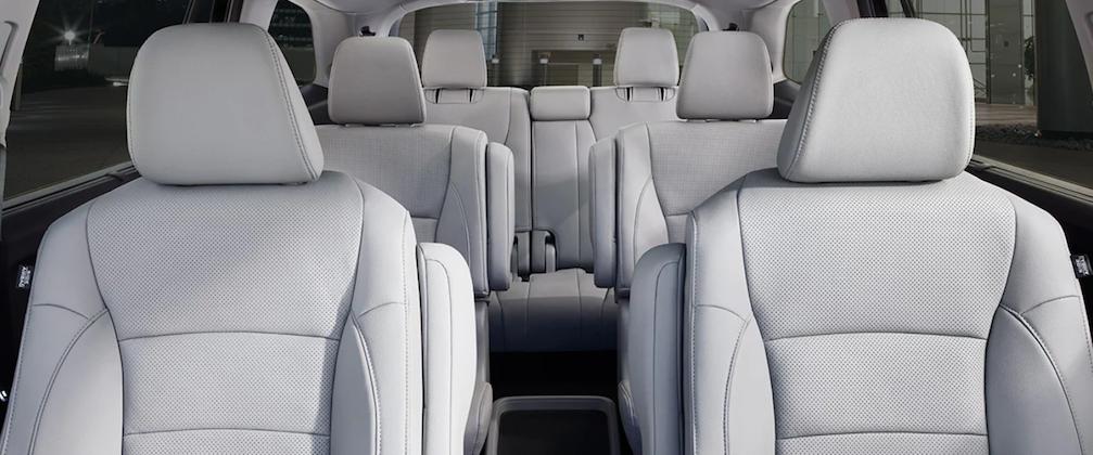 Honda Dealers Columbus >> Which 2020 Honda Pilot Has Captain's Chairs? | Honda Near ...