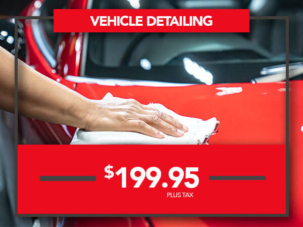 Vehicle Detailing