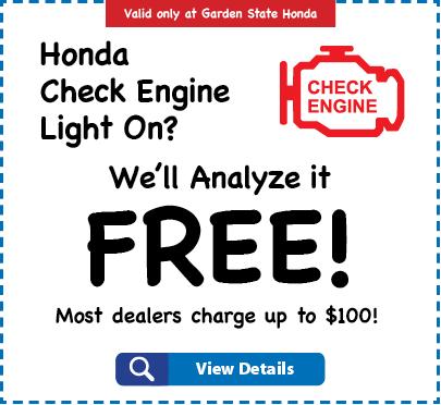 Honda Check Engine Light