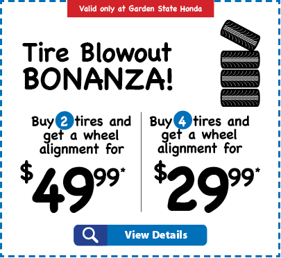 Tire Blowout Bonanza