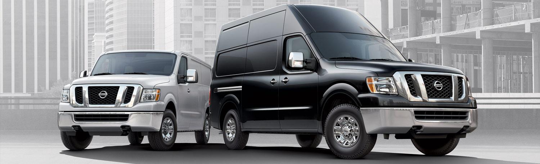 2020 Nissan NV Cargo Vans in Hoover, Alabama, near Birmingham