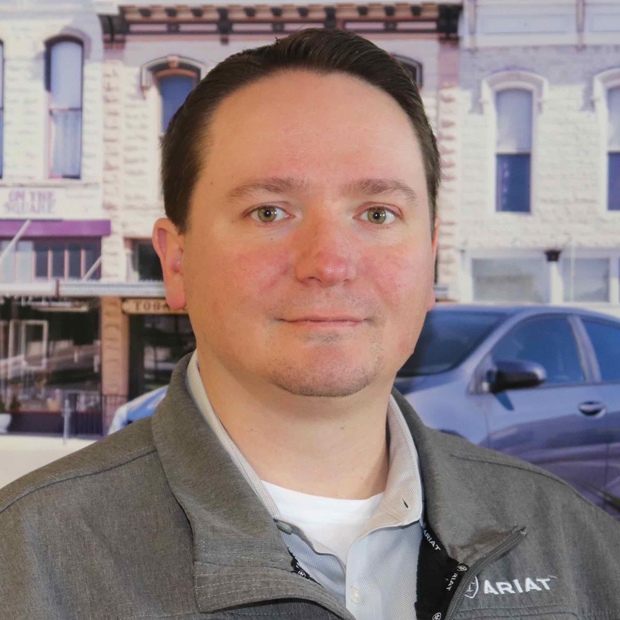 Kevin Collins Bio Image
