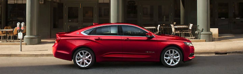 2020 Chevrolet Impala Full-Size Sedan in Quincy, Illinois