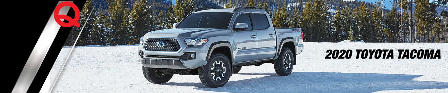 2020 Toyota Tacoma Features, Safety And Trim Levels in Fergus Falls, MN
