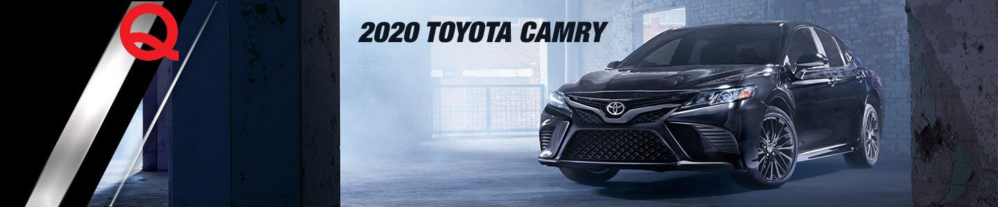2020 Toyota Camry Features, Safety And Trim Levels in Fergus Falls, MN