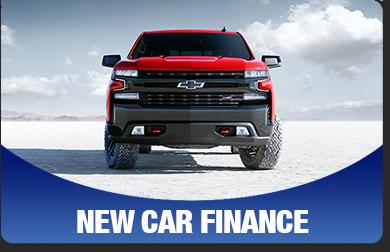 Henna Chevrolet New Car Financing