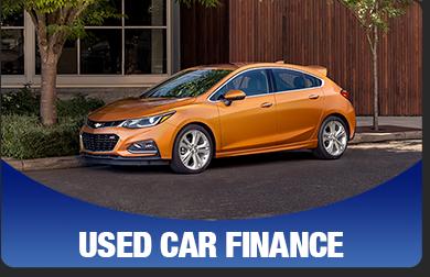 Henna Chevrolet Used Car Financing