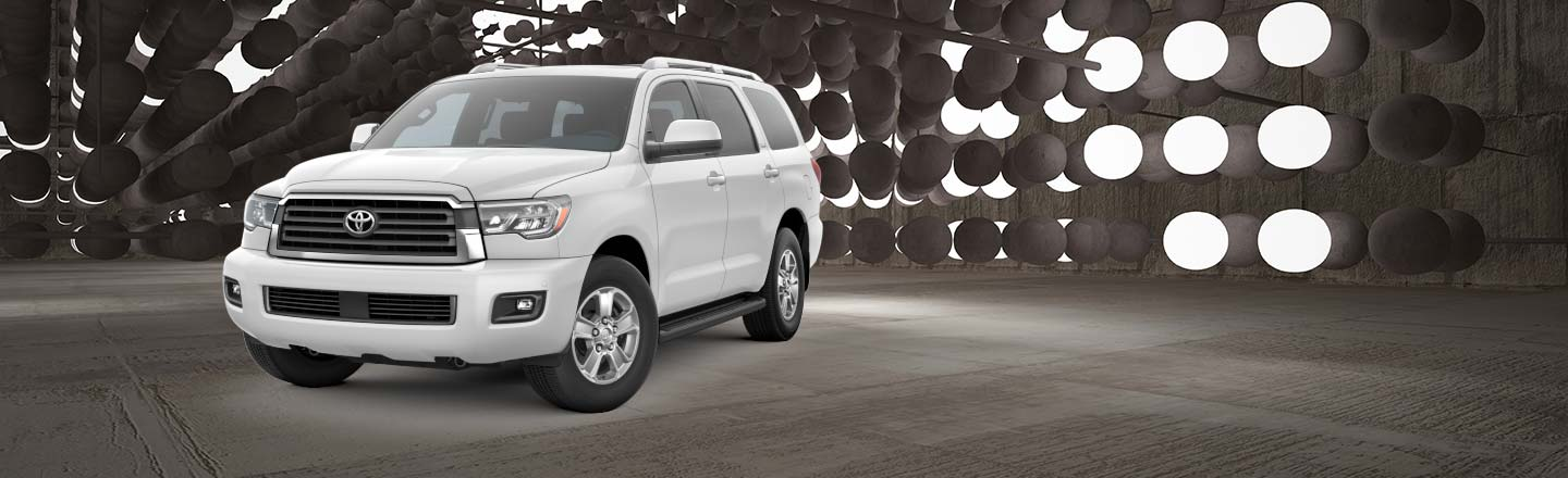 2020 Toyota Sequoia For Sale In Bristol, CT