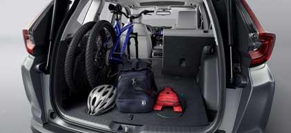 2020 Honda CRV Interior