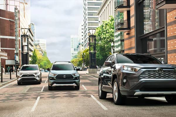 2020 Toyota RAV4 Specs & Safety Features