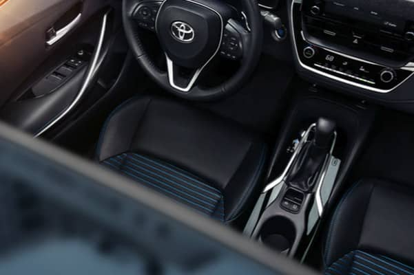 2020 Toyota Corolla Interior & Technology Features
