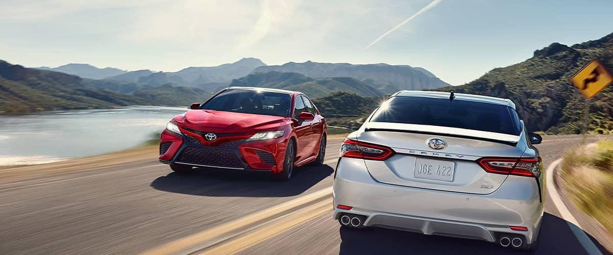 2020 Toyota Camry  header