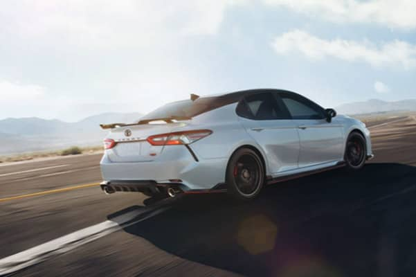 2020 Toyota Camry Specs & Safety Features