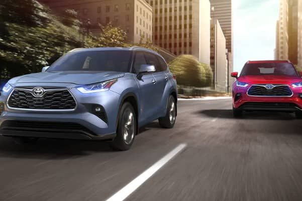2020 Toyota Highlander Specs & Safety Features