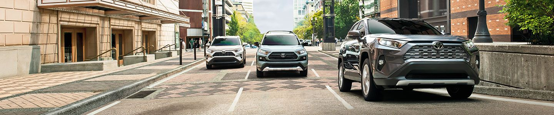 2020 Toyota RAV4 SUV Models For Sale In Walla Walla, Washington