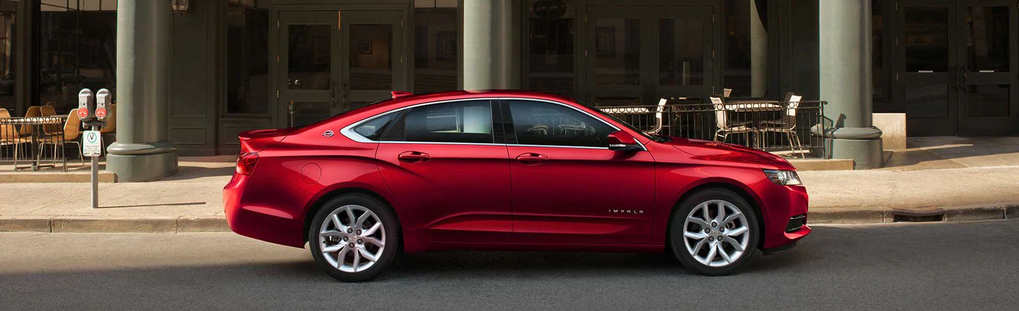 Explore The Features Of The New 2020 Chevrolet Impala Near Atlanta