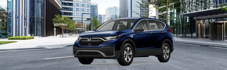2019 Honda CR-V On the road