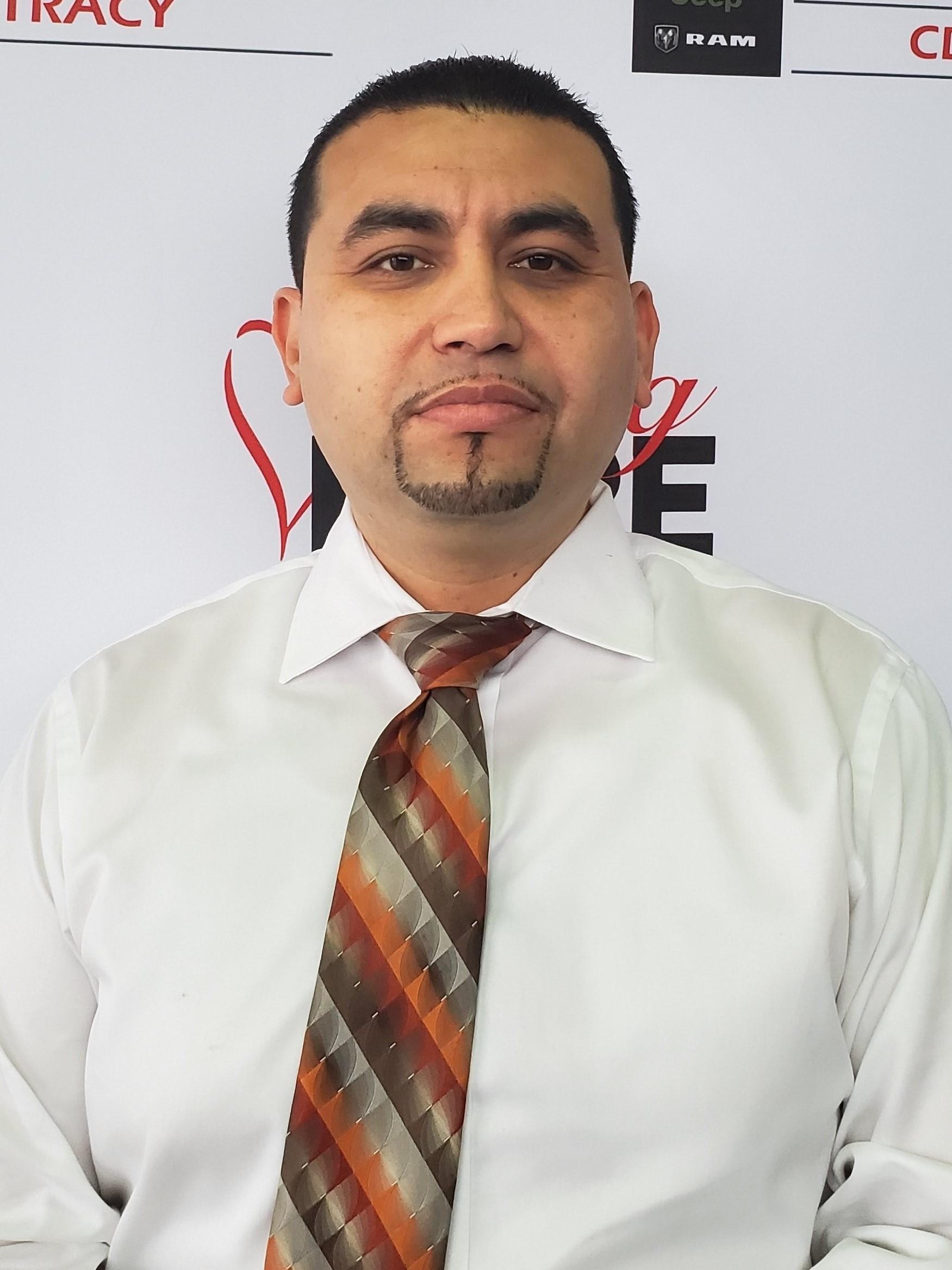 Hondo Gutierrez Bio Image