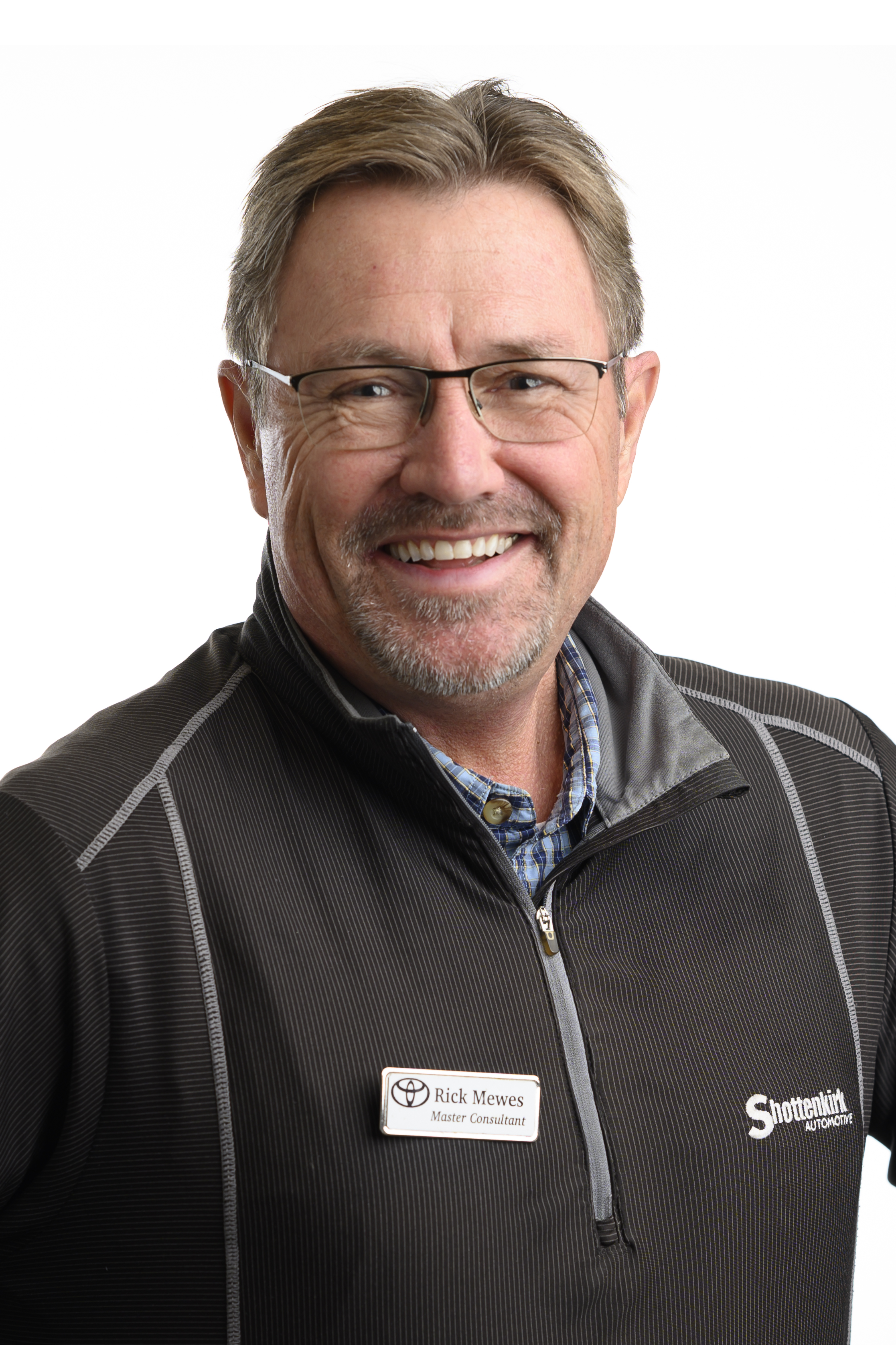 Rick  Mewes Bio Image