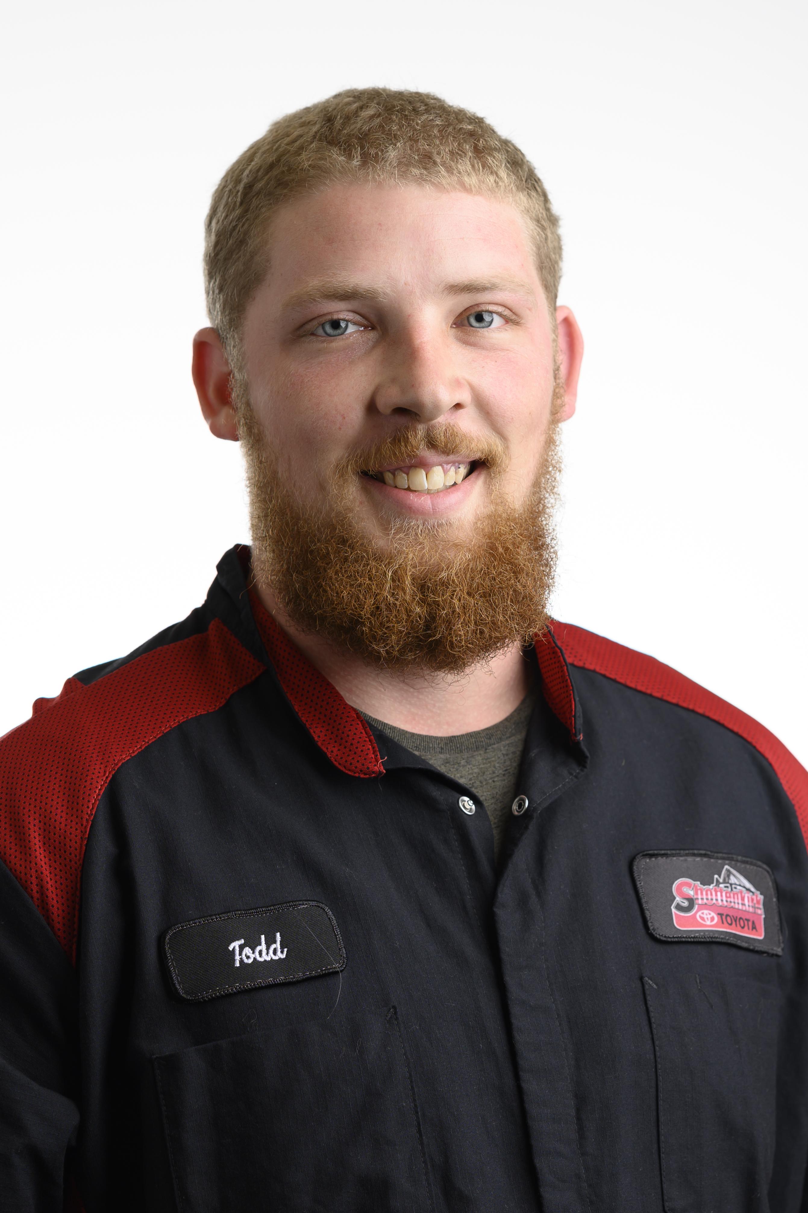 Todd  Hendrickson Bio Image