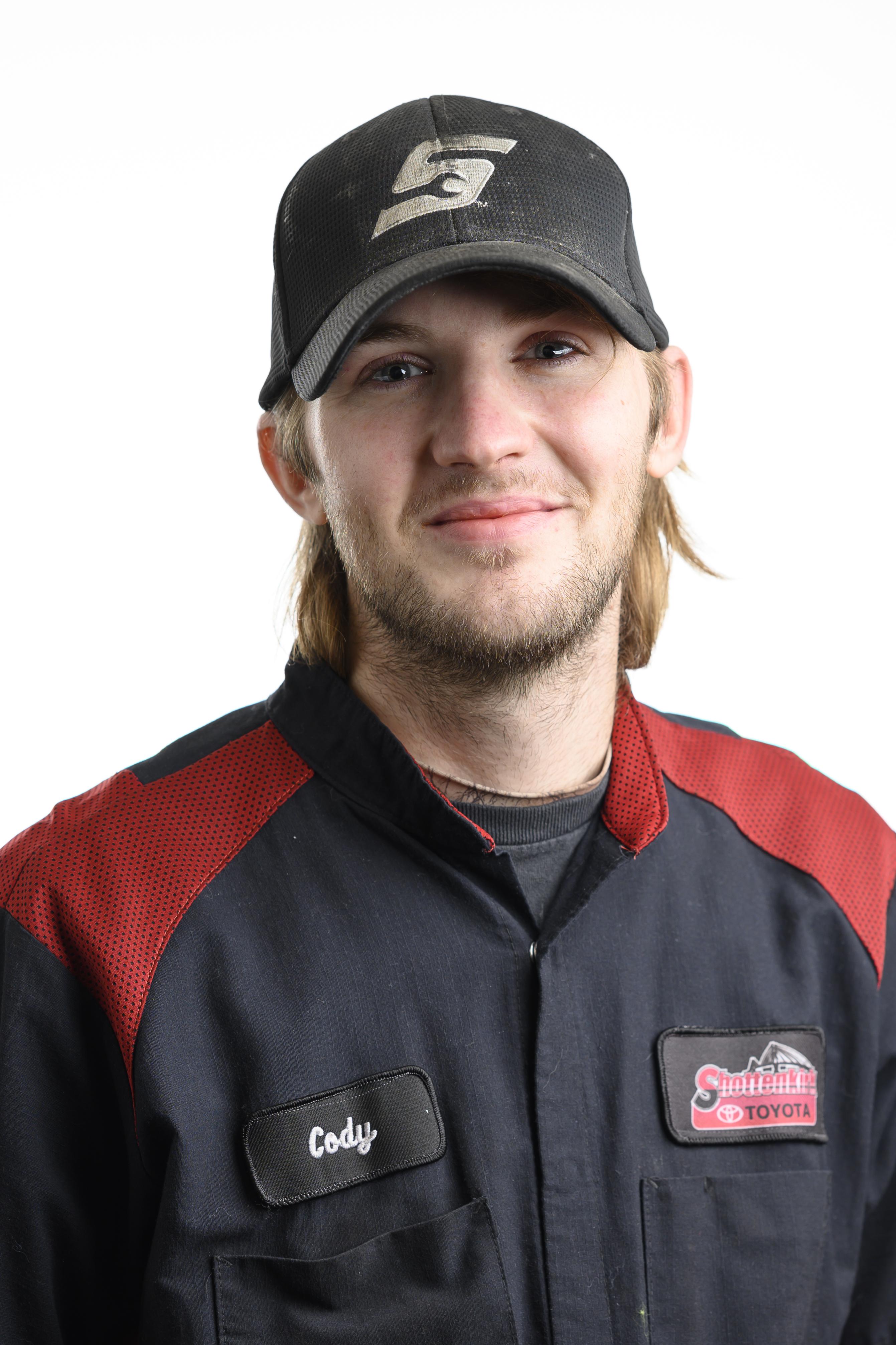 Cody  Scranton Bio Image