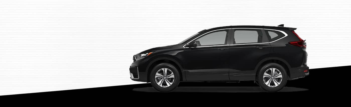 Exterior of the 2020 Honda CR-V - available at our Honda dealership near Fort Myers, FL.