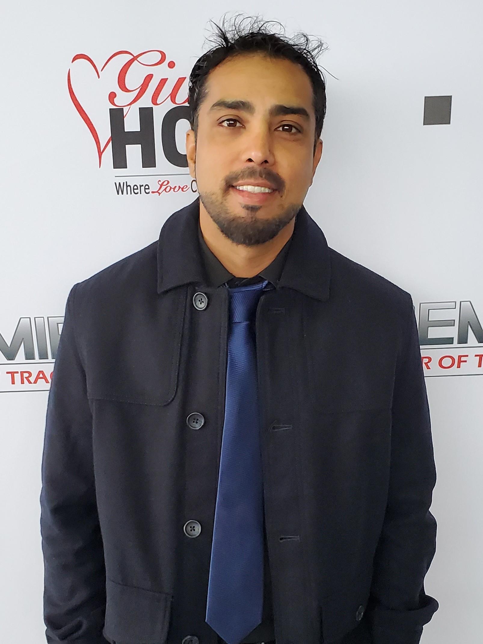 Masoud Kamal Bio Image