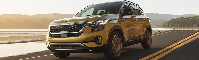 2021 Kia Seltos Compact SUV Models Arriving Near Indianapolis, Indiana