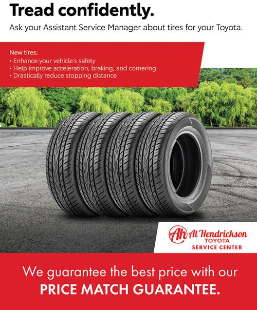 Price Match Guarantee tires