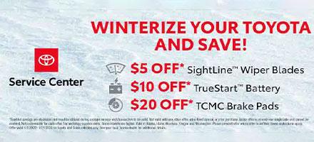 Bundled Winter Savings