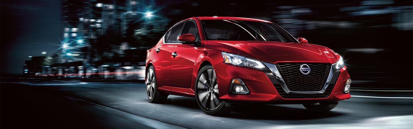 2020 Nissan Altima available at Nissan of Gadsden