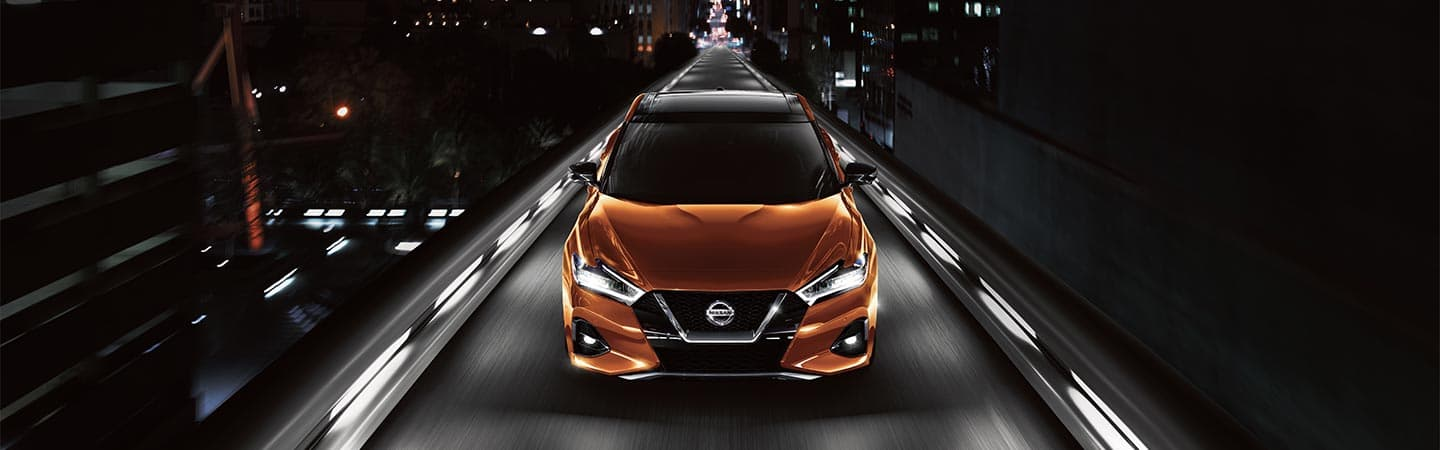 2020 Nissan Maxima available at Nissan of Gadsden