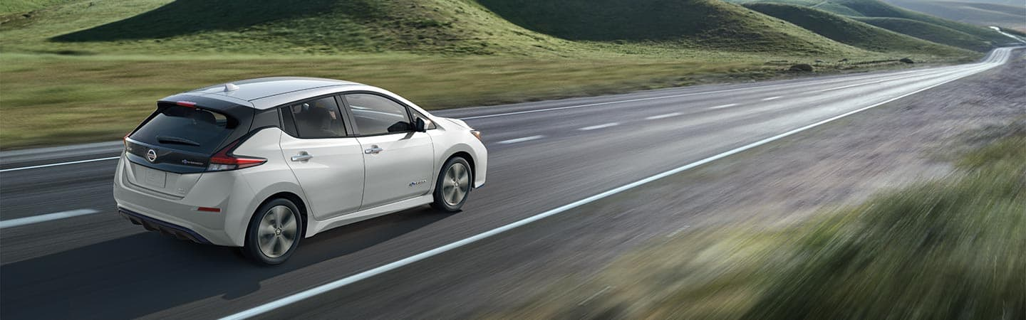 2019 Nissan Leaf available at Nissan of Gadsden