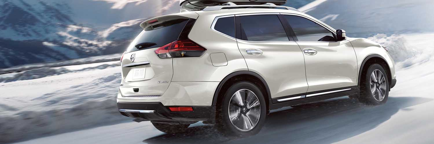 Explore Versatile 2020 Nissan Rogue in Goleta, CA, near Santa Barbara