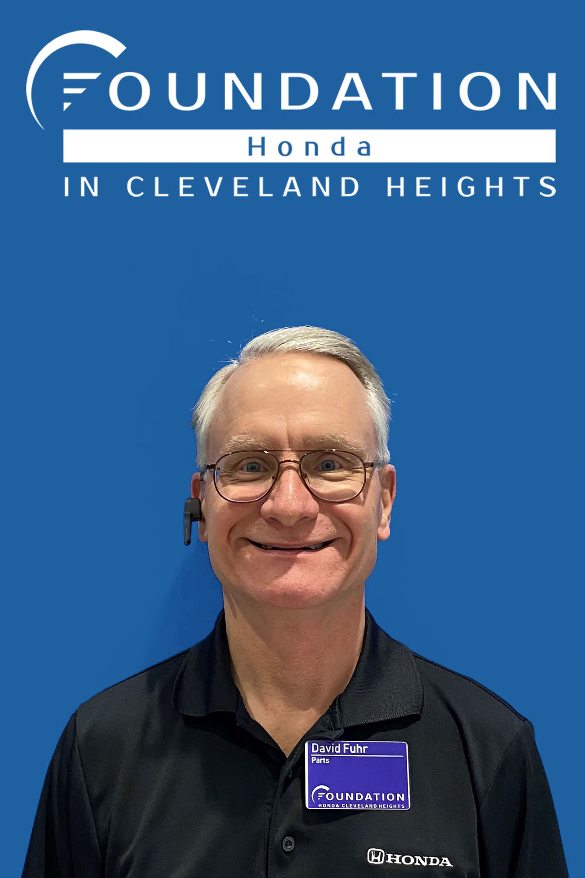David Fuhr Bio Image