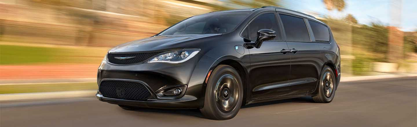 Meet The 2020 Chrysler Pacifica Hybrid At Our Canton, GA, Auto Dealer