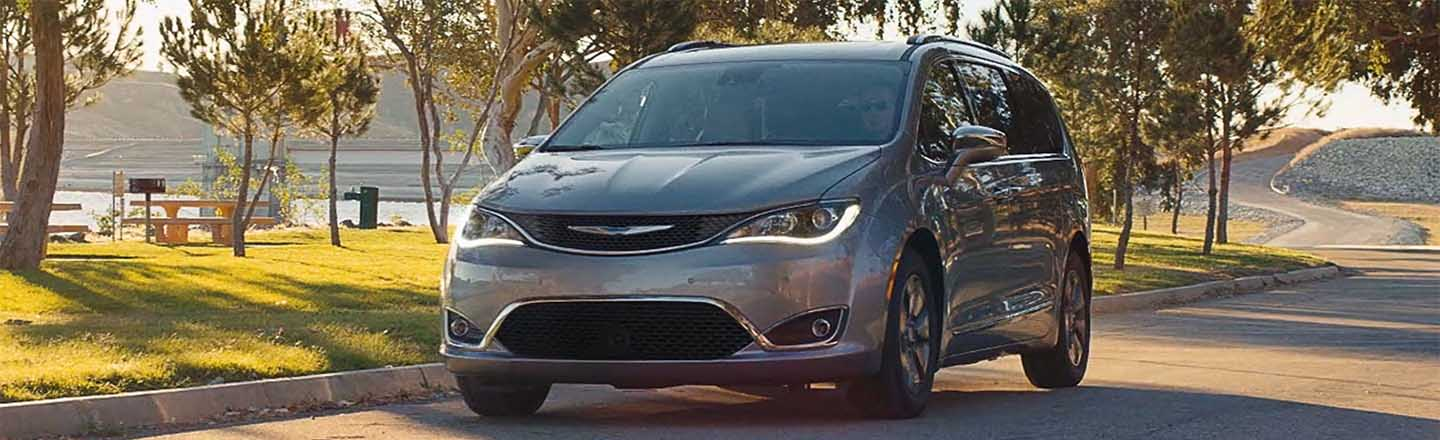 Meet The 2020 Chrysler Voyager At Our Canton, GA, Auto Dealership