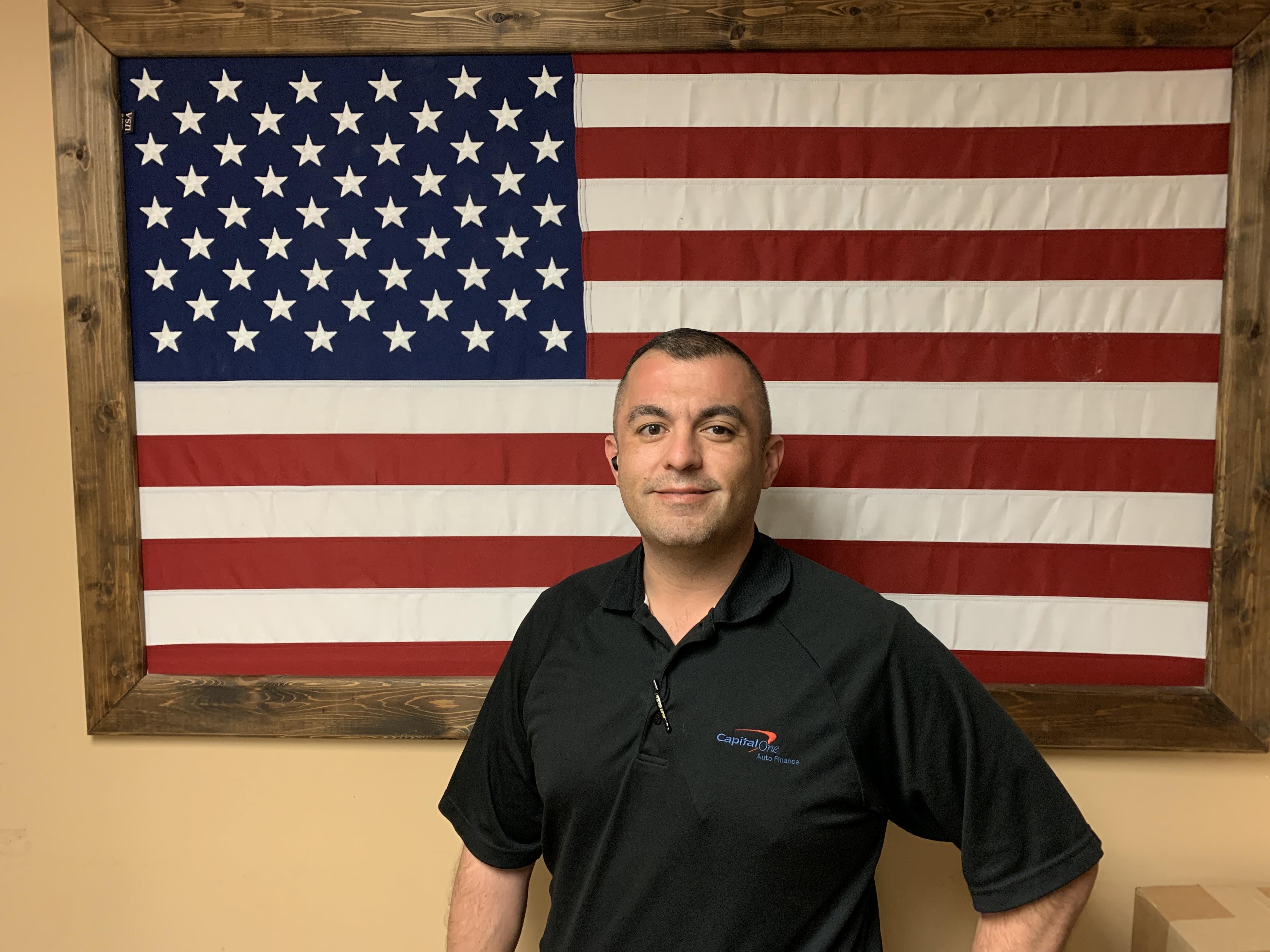 Michael Ogaz Bio Image