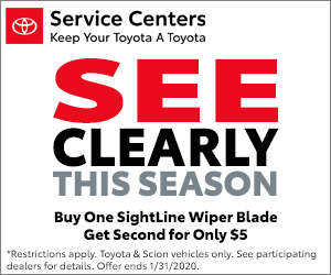 Sightline Wiper Blade Special