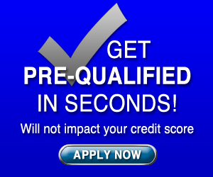Get Pre-qualified in seconds