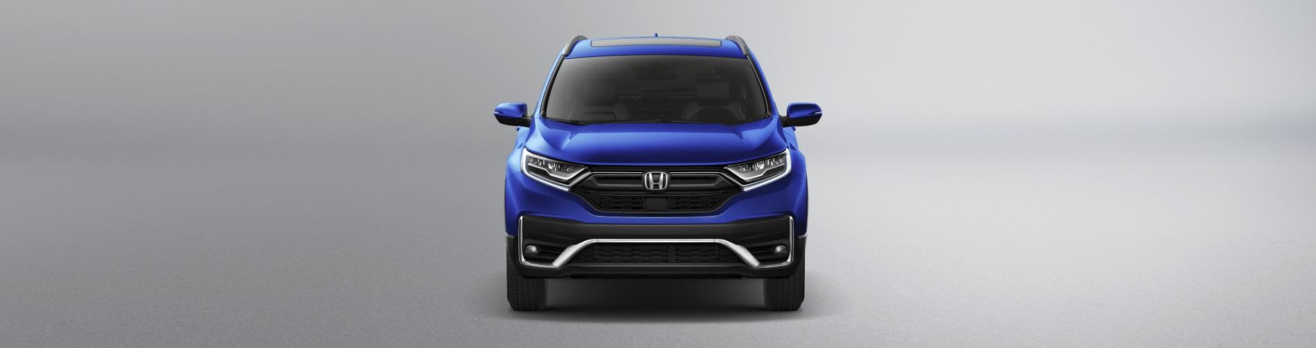 Honda CR-V Blue