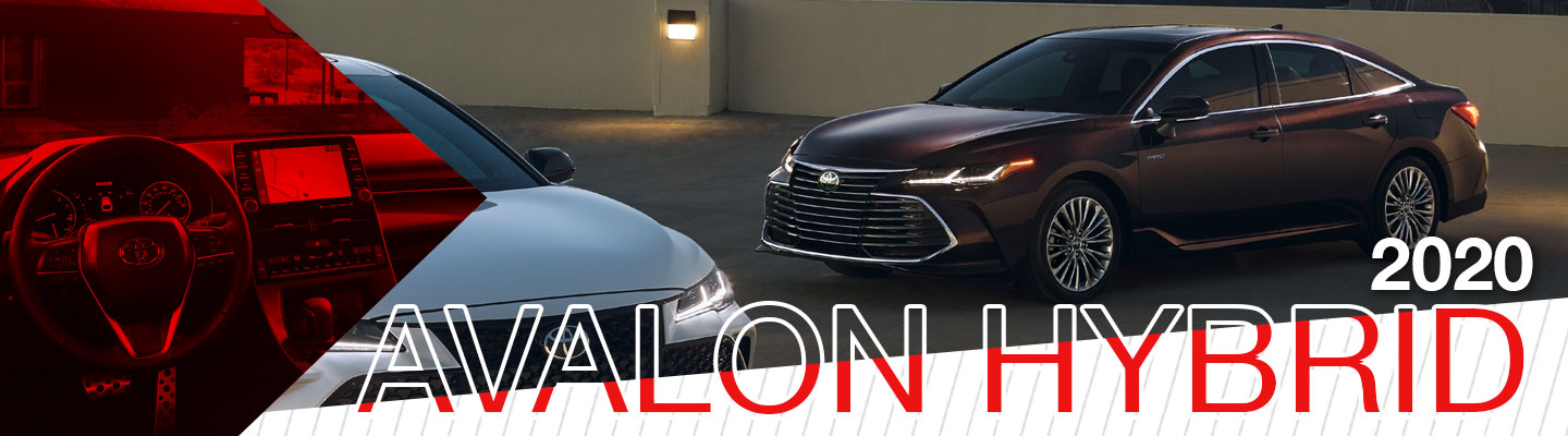 Drive the 2020 Toyota Avalon Hybrid in Weatherford, TX, Near Dallas
