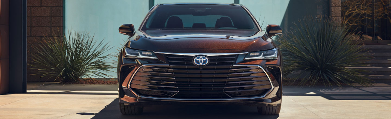 2020 Toyota Avalon Hybrid Exterior