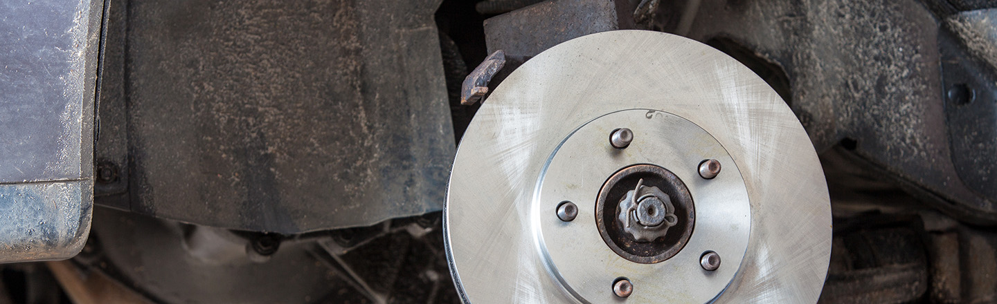 Let Our Tomball, TX, Nissan Dealer Handle Your Auto Brake Needs