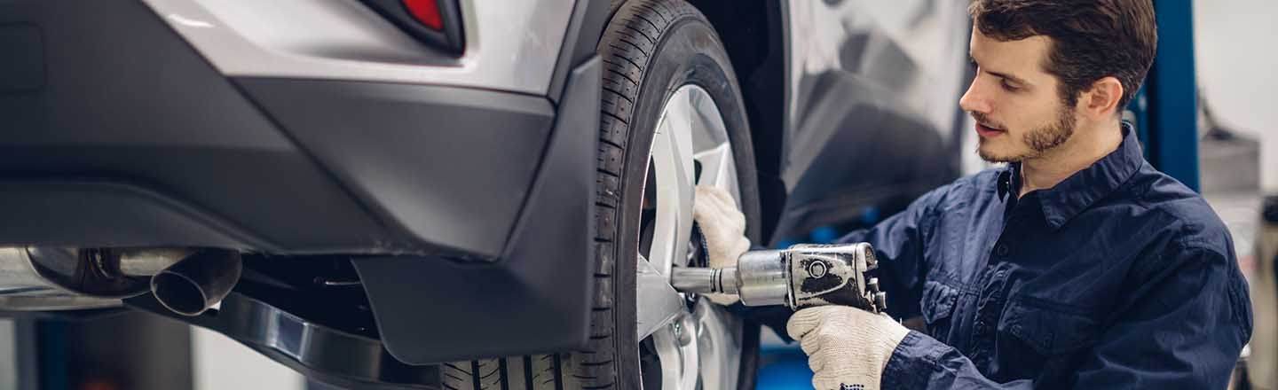 Our Tomball, Texas, Nissan Dealership Has Your Tire Needs Covered