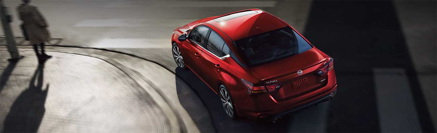 Meet The High-Tech 2020 Nissan Altima At Our Tomball, TX, Auto Dealer
