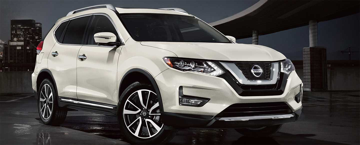 Step Up To A 2020 Nissan Rogue At Our Tomball, TX, Auto Dealership