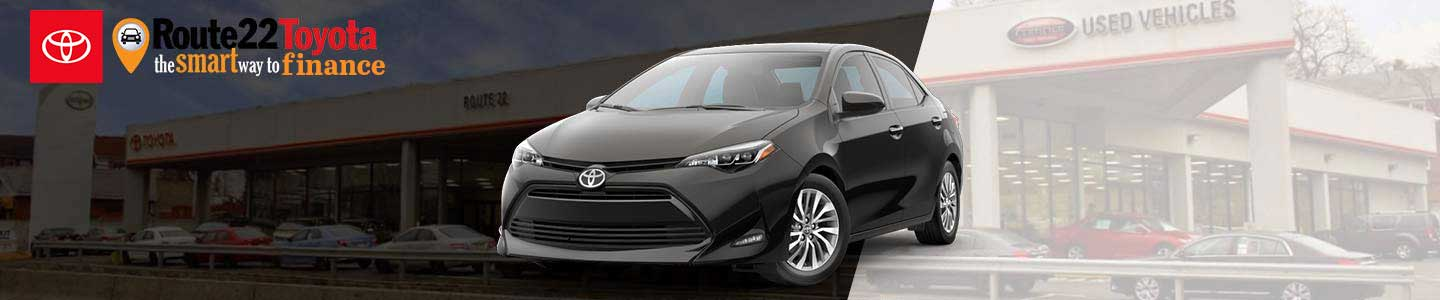 Apply for Toyota Financing Services Online From Hillside, New Jersey