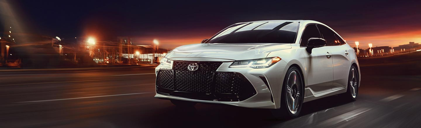 2020 Toyota Avalon Full-Size Sedans For Sale In Waycross, Georgia