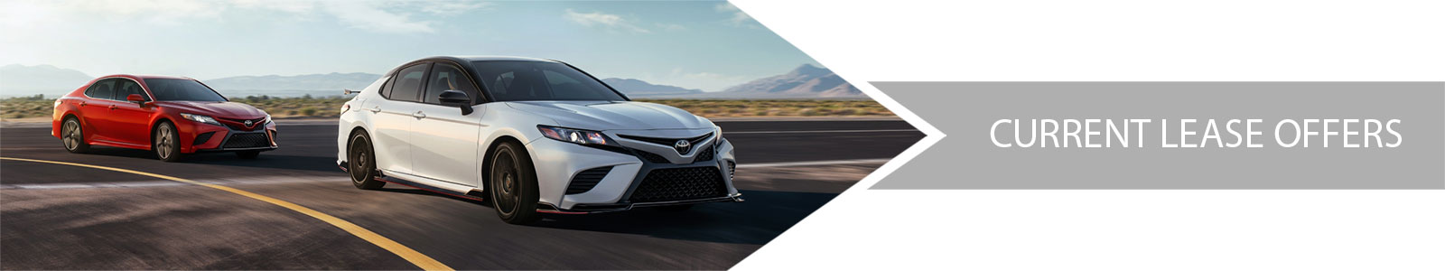 Centennial Toyota Current Lease Offers
